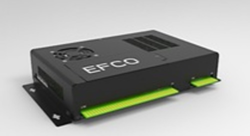 EFCO Announces First Gaming Logic Box for AMD Quad Core Embedded G Series Processor