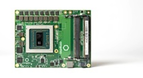 congatec COM Express Type 7 module with AMD EPYC Embedded 3000 processor