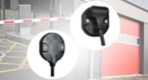 New Sensata IP67 Rated Encoder sensors for robotic, industrial, manufacturing & material handling