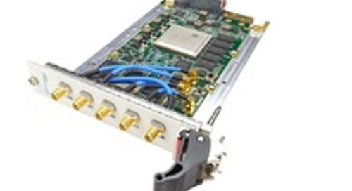 VadaTech Announces New 3U VPX, Dual RF Agile Transceiver with VITA 67.2 RF Connector