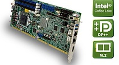 ICP Deutschland Releases New PICMG 1.3 Server Board SPCIE-C246