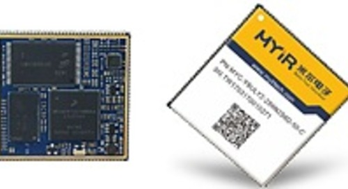 Low-cost CPU Module Powered by i.MX6UL/6ULL