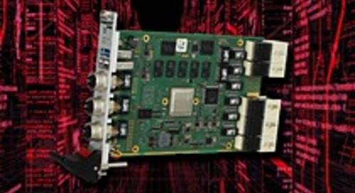Powerful cPCI Serial SBC with ARM Cortex A72 and Virtualization Functions