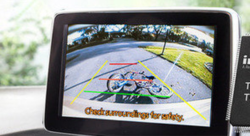 How to counter frozen images in automotive displays