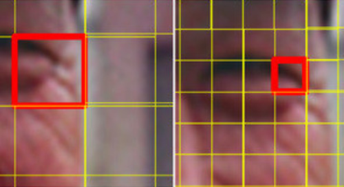 Video compression: Lost image resolution