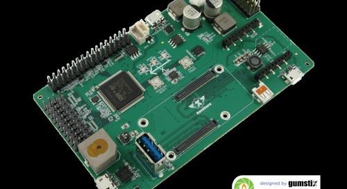 Gumstix Launches MAV Control Board for Intel Joule IoT Market