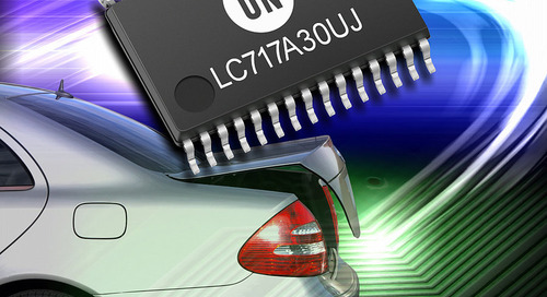 Highly Integrated Capacitive-Digital Converter Delivers Superior Gesture Sensing and Enhanced Touch Performance to Automotive & Industrial S