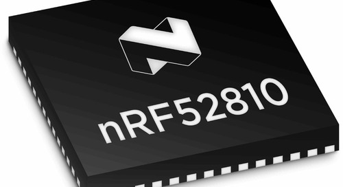 Nordic Semiconductor launches world's most accessible Bluetooth 5 SoC for the widest range of applications to date including wearable and PC