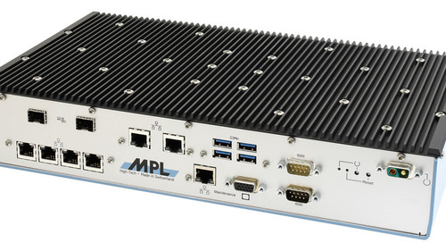 MPL announces New Rugged Fanless Embedded Xeon Server Solution with up to 16 Cores