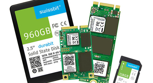 Swissbit reaches key milestone with industrial MLC Flash Memory - MLC from an SLC-Expert