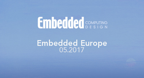 Embedded Europe E-newsletter | May 15th, 2017