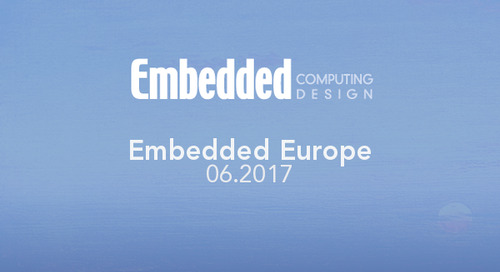 Embedded Europe E-newsletter | June 15th, 2017