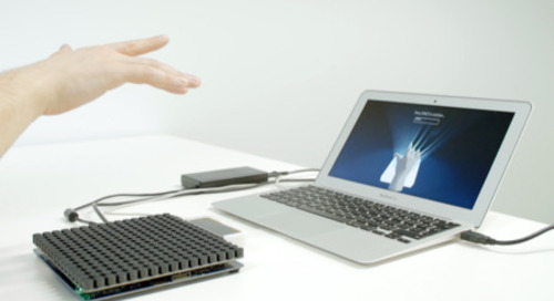 Input devices in space