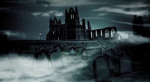Whitby Holiday Park and the Tale of Dracula!