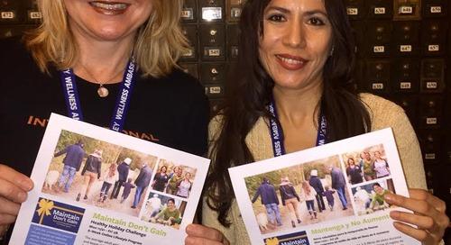 Staff Spotlight: Laurie Ferris and Veronica Alvarez