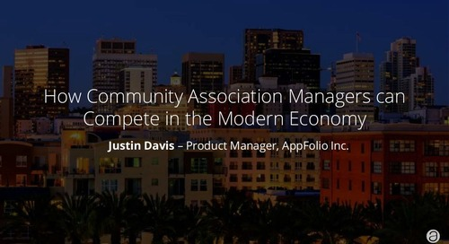 Community Managers: Don't Get Left Behind in the Modern Economy