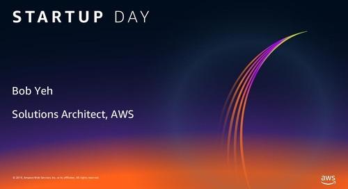 樂居科技_AWS Startup day