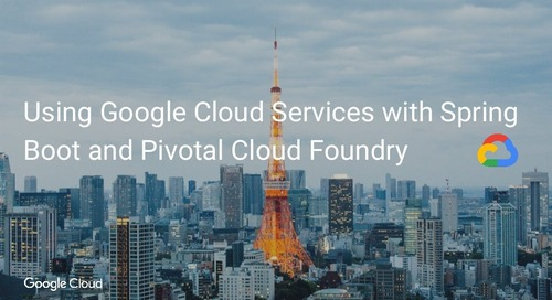 Using Google Cloud Services with Spring Boot and Pivotal Cloud Foundry (Pivotal Cloud-Native Workshop: Milan)