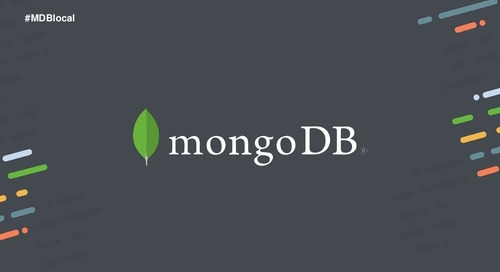 [MongoDB.local Bengaluru 2018] Jumpstart: Introduction to Schema Design