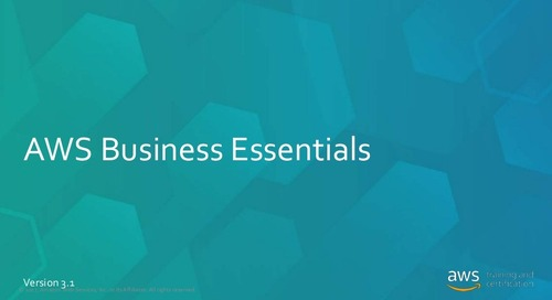 AWS Business Essentials Day