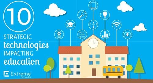 Gartner's Top 10 Strategic Technologies Impacting Education in 2015