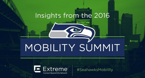 Key Insights from the 2016 Seahawks Mobility Summit