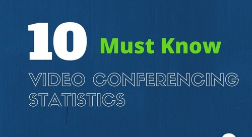 10 Must-Know Video Conferencing Statistics
