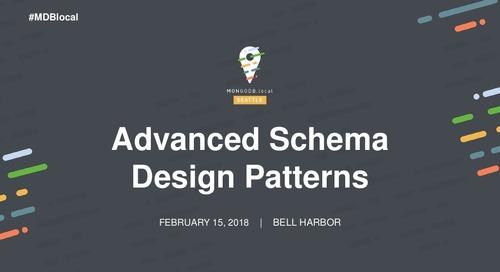 Advanced Schema Design Patterns