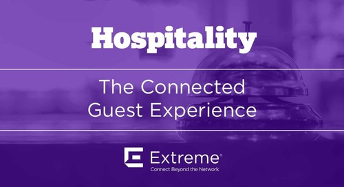 The Connected Guest Experience