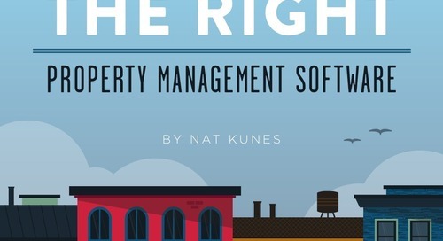 Guide to Choosing the Right Property Management Software