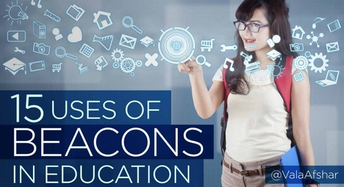 15 Uses of Beacons in Education
