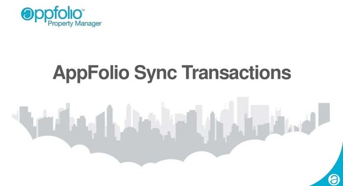 Reconcile faster with Sync Transactions (Customer Webinar Recap)