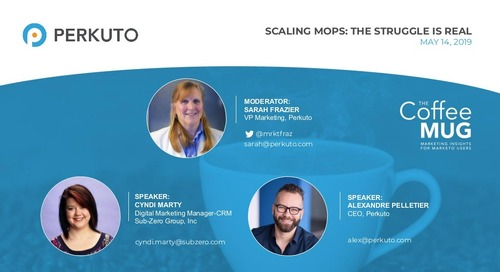 Scaling MOPS - The Struggle Is Real - Slide Deck