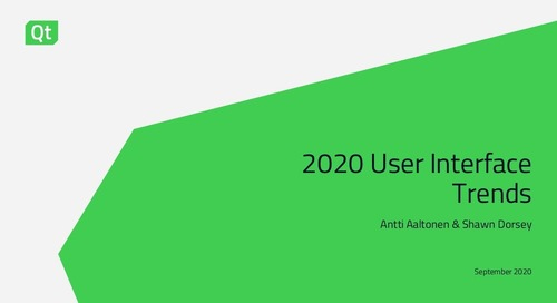 Top 10 User Interface Trends