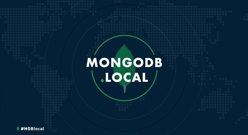 MongoDB.local Atlanta: Migrating Regulated Financial and Healthcare Data to a Trusted Cloud