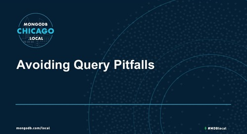Tips and Tricks for Avoiding Common Query Pitfalls
