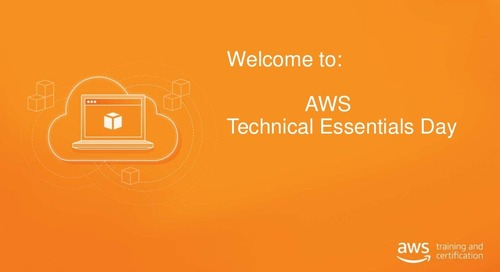 AWS Technical Essentials Day