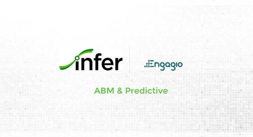 4 Steps to ABM Success   Engagio and  Infer - Nov 2016 - Slideshare