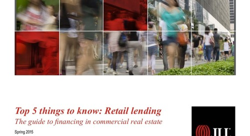 5 things to know about retail lending in 2015