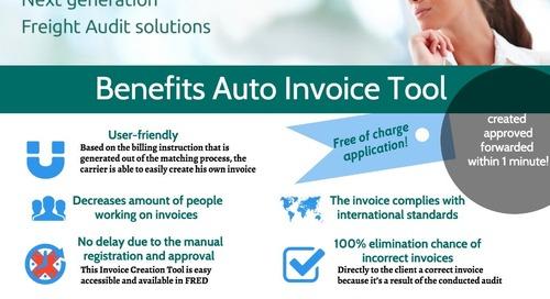 Auto Invoice solution