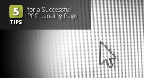 5 Tips For A Successful PPC Landing Page