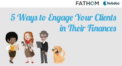 5 Ways to Engage Your Clients in Their Finances