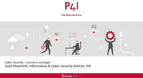 Cybersecurity: scenario e strategie.