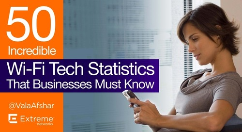 50 Incredible Wi-Fi Tech Statistics That Businesses Must Know