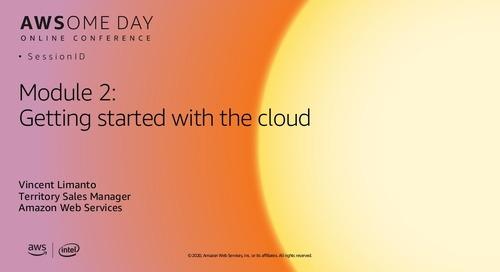 AWSome Day Online 2020_Modul 2: Memulai dengan Cloud