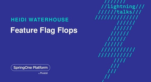 Feature Flag Flops
