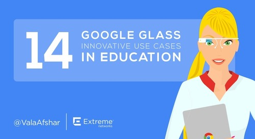 14 Google Glass Innovative Use Cases in Education