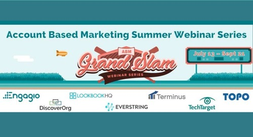 ABM Grand Slam 2: Finding the Right People at Your Target Accounts