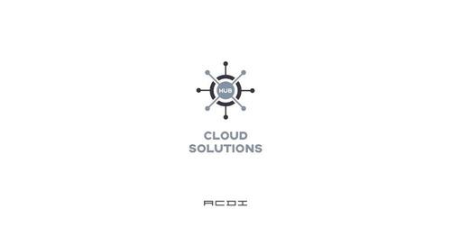 ACDI Cloud Services
