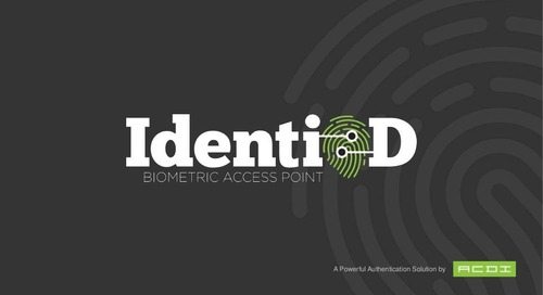 ACDI IdentID Overview